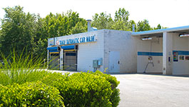 Car Wash Southern Maryland